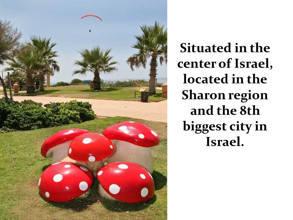 Netanya Israel 2010