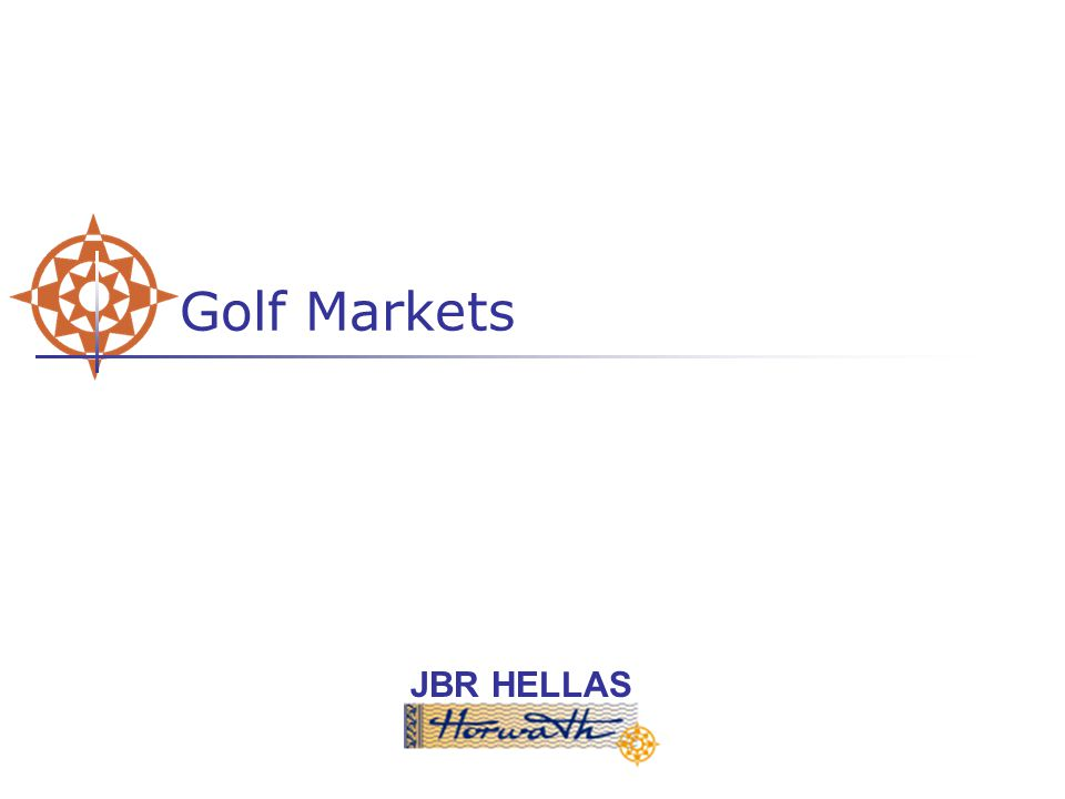 JBR HELLAS 19 How many golf courses.