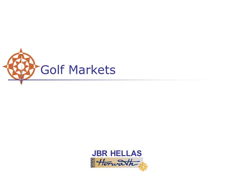 JBR HELLAS Golf Markets