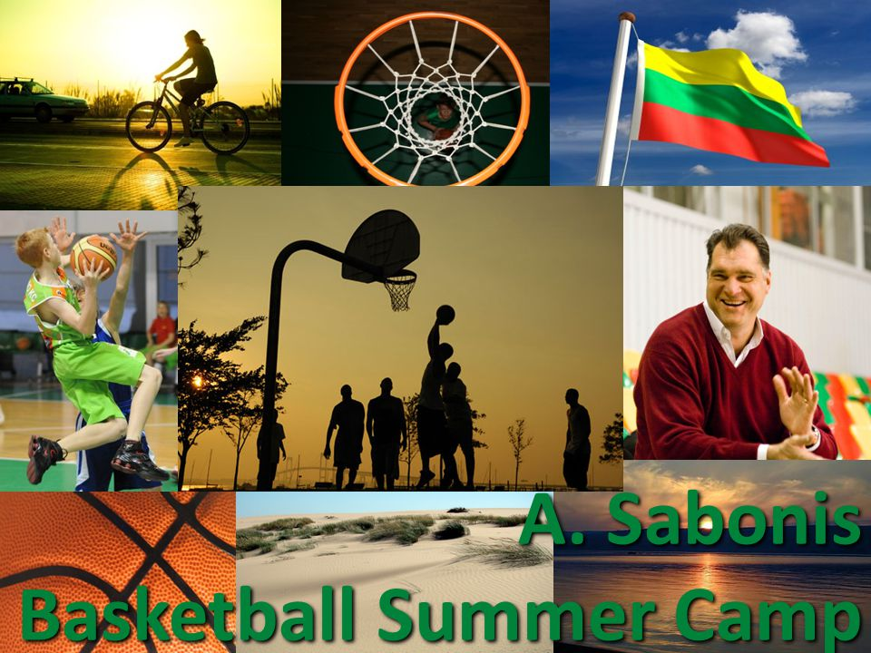 A. Sabonis Basketball Summer Camp
