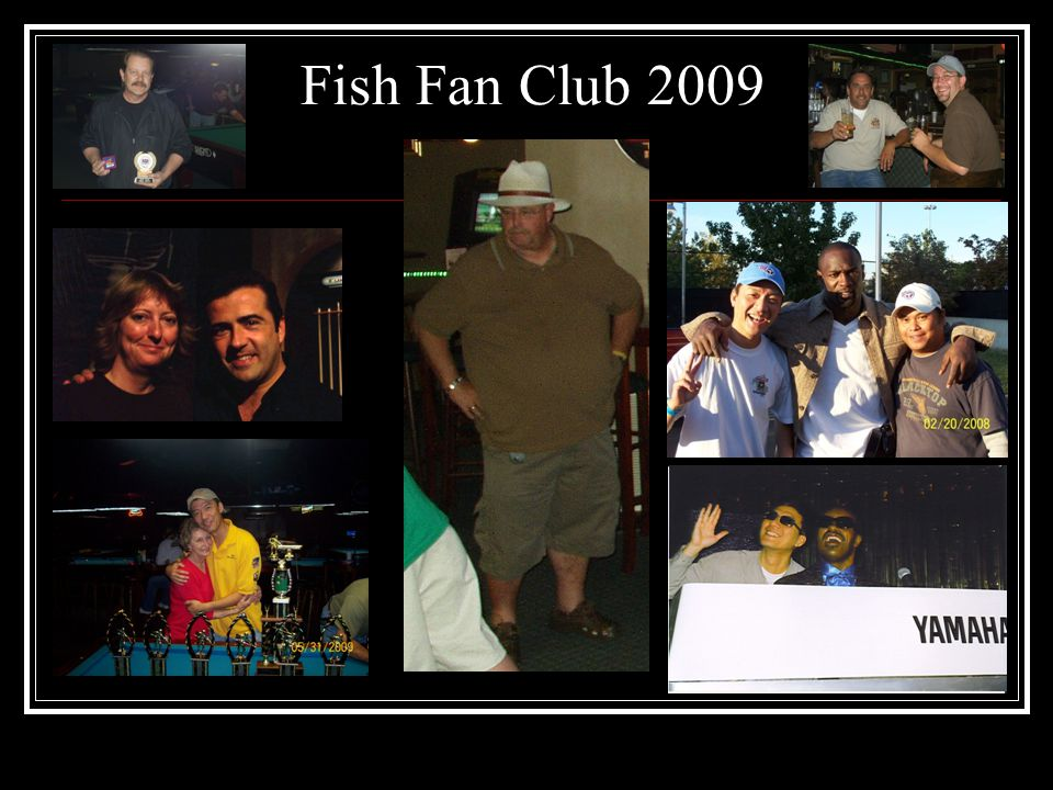 Thanks for the supports for always being the Fish Biggest FAN! Tootoo Terry Kelli Henry Jenna Buddy Wai