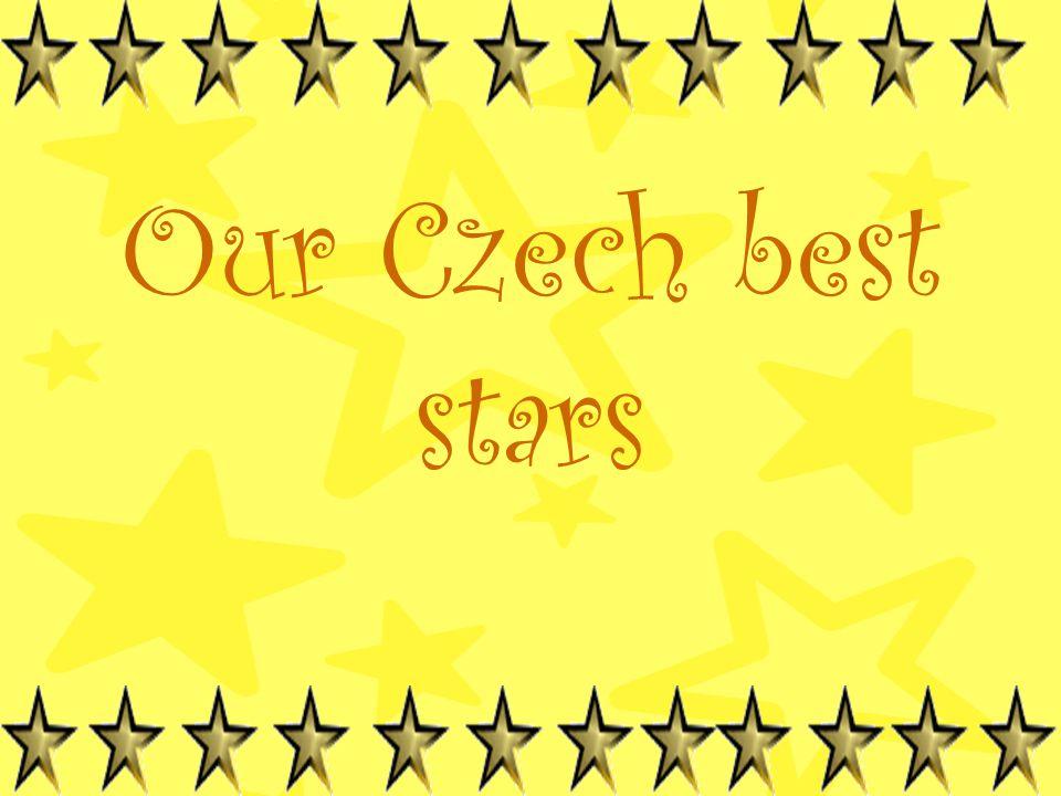 Our Czech best stars