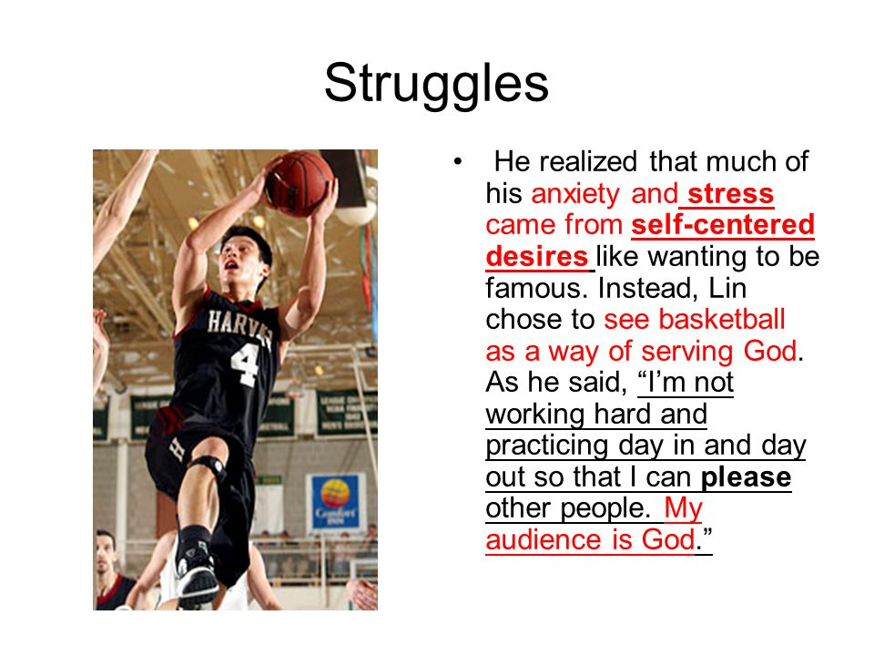 The Faith and Fate of Jeremy Lin The news about Jeremy Lin changes every day, but God never changes.