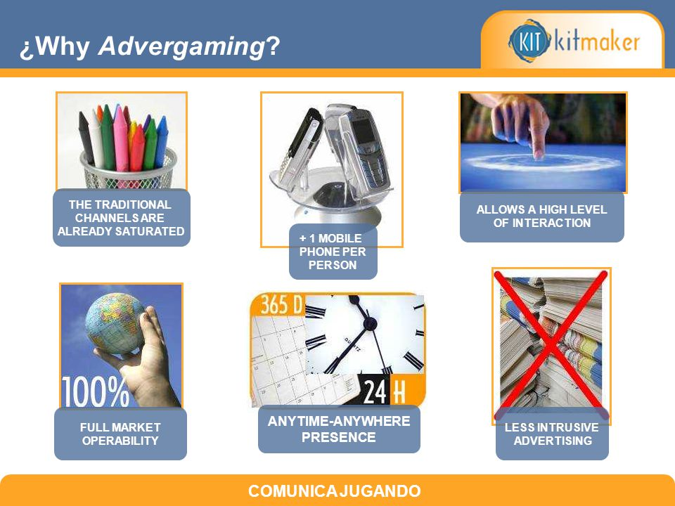 ¿Why Advergaming.