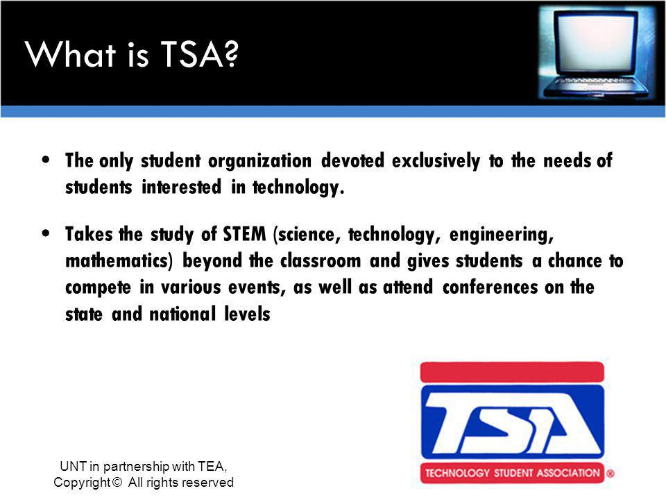 The only student organization devoted exclusively to the needs of students interested in technology.