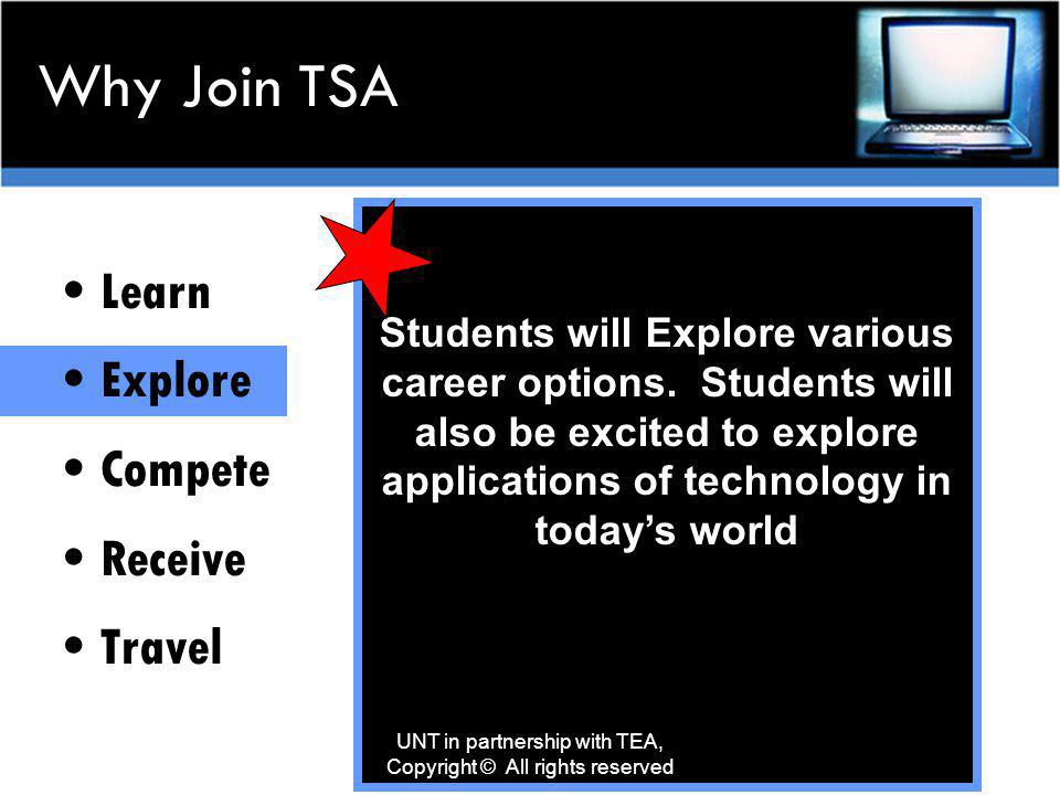 Quiz Time TSA is the only student organization devoted exclusively to the needs of students interested in ______________.