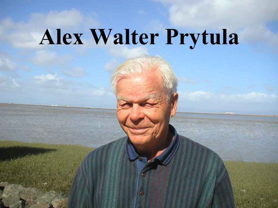 Alex Walter Prytula