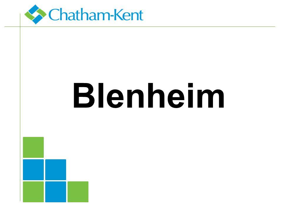 Blenheim
