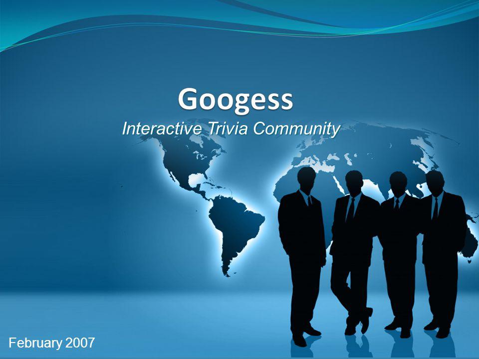 Interactive Trivia Community February 2007