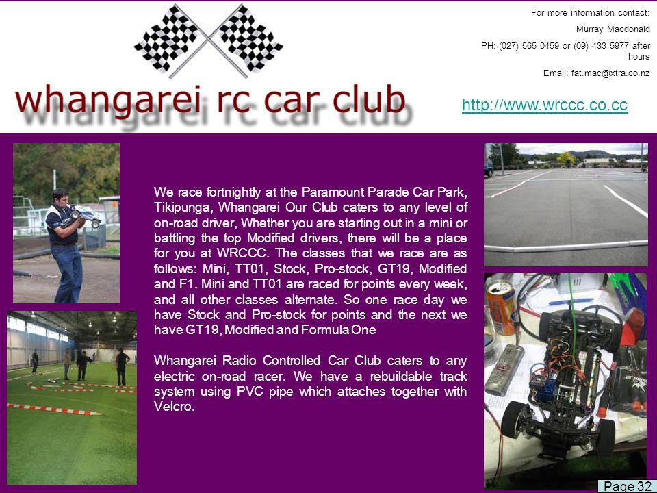 We race fortnightly at the Paramount Parade Car Park, Tikipunga, Whangarei Our Club caters to any level of on-road driver, Whether you are starting ou