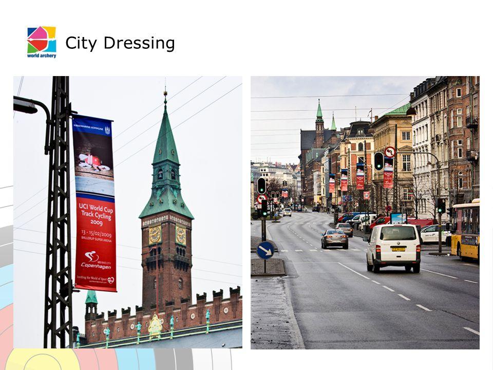 City Dressing