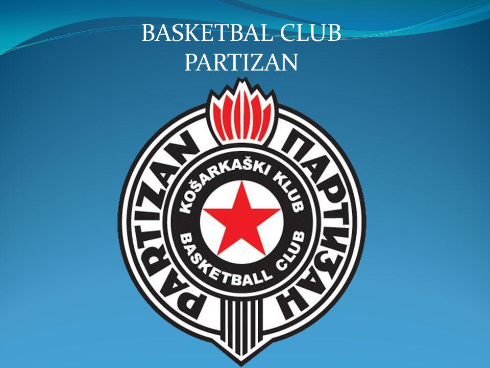 BASKETBAL CLUB PARTIZAN