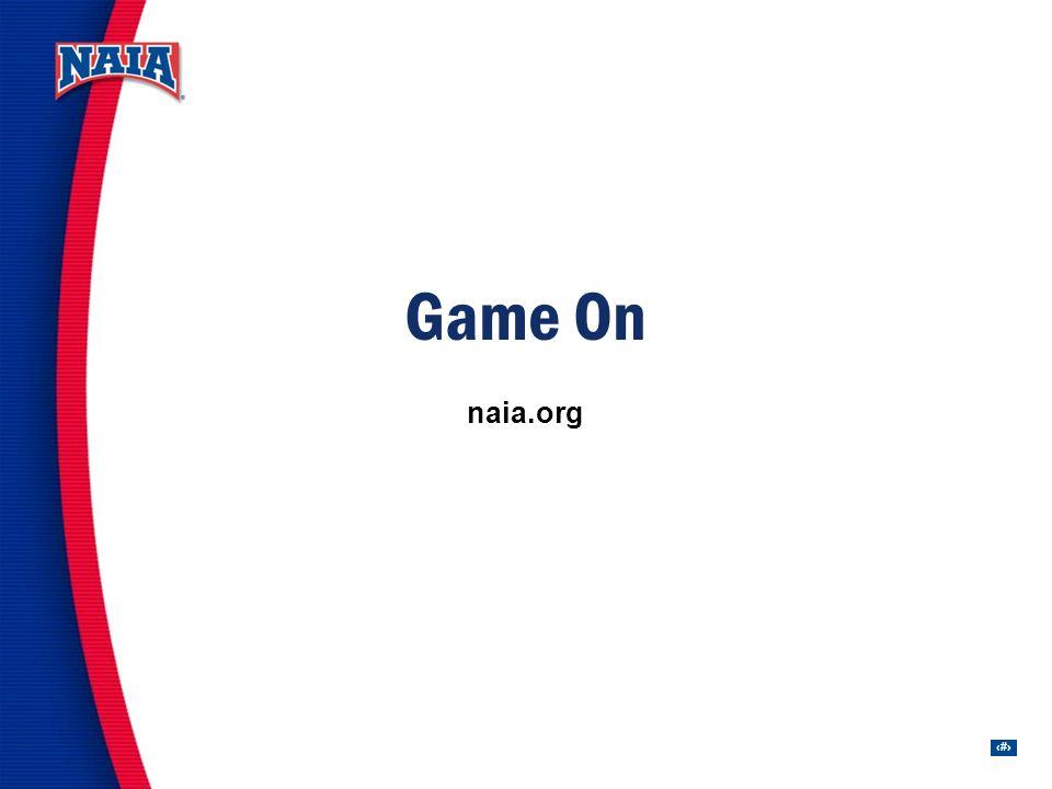 35 Game On naia.org