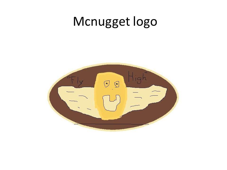 Mcnugget logo