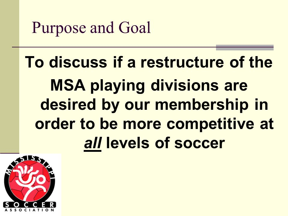 Lets talk about You Name 3 things that your club does well.