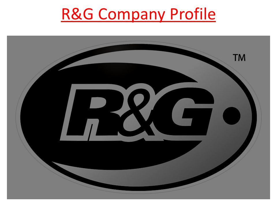 R&G Company Profile