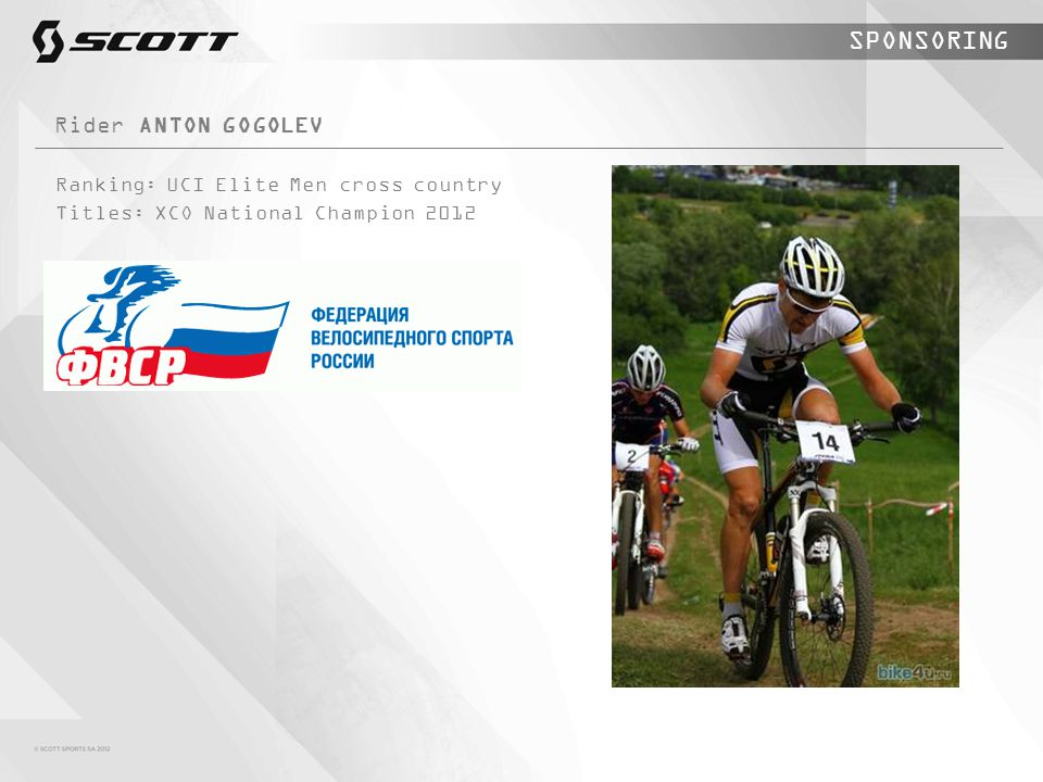 XCM DEMINO BIKE EVENTS Participants: 300 Status: -The part of XCM CUP series -Is held at the one of the best xc ski stadiums in Russia, where xc ski Worldloppet marathon stage will be held on
