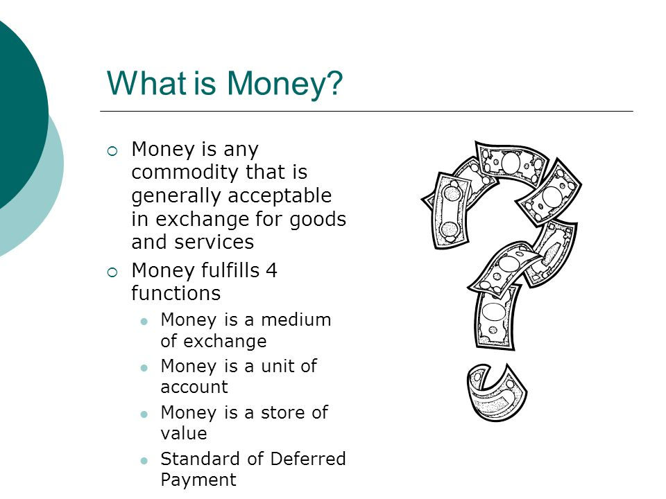 How the Federal Reserve Controls the Money Supply Three tools are available to the Fed for changing the money supply: 1.