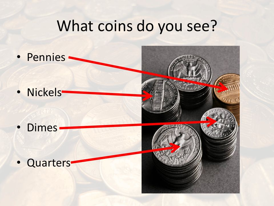 But What about the Nickel, Dime, and Quarter?