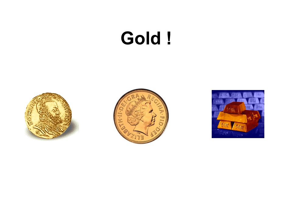 Gold !
