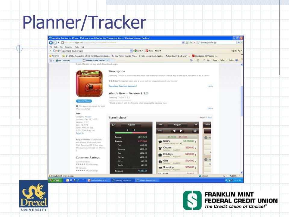 Planner/Tracker