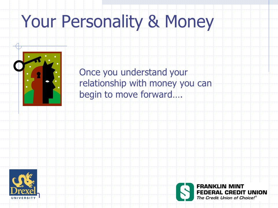 Your Personality & Money 6.