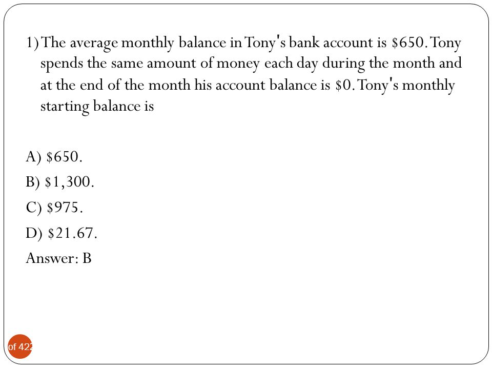 53 of 42 39) If the quantity of money demanded is greater than the quantity of money supplied, then the interest rate will A) change in an uncertain direction.