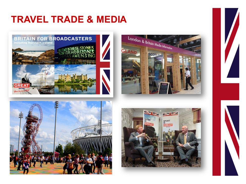TRAVEL TRADE & MEDIA