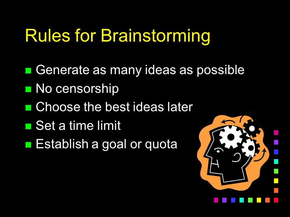 Avoiding Procrastination n Re-evaluate your goals if you are procrastinating.