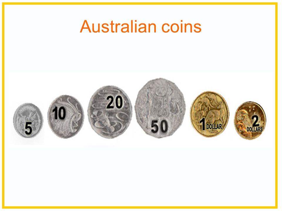 Australian coins 2 dollars