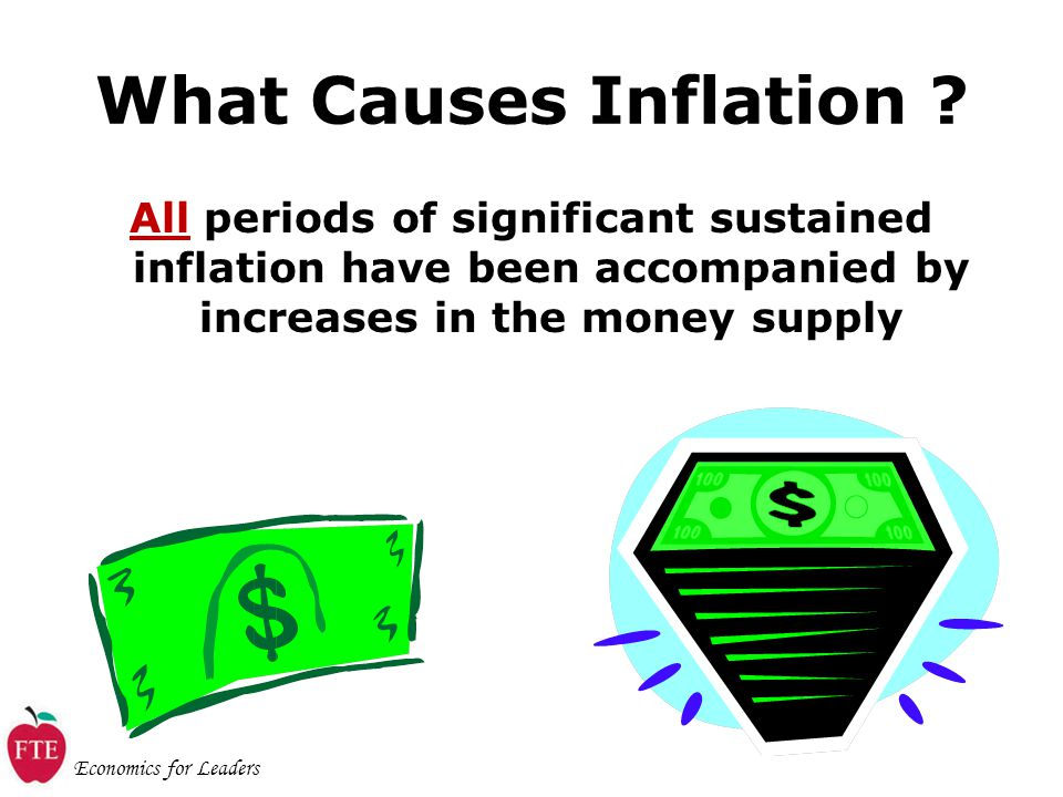 Economics for Leaders What Causes Inflation .