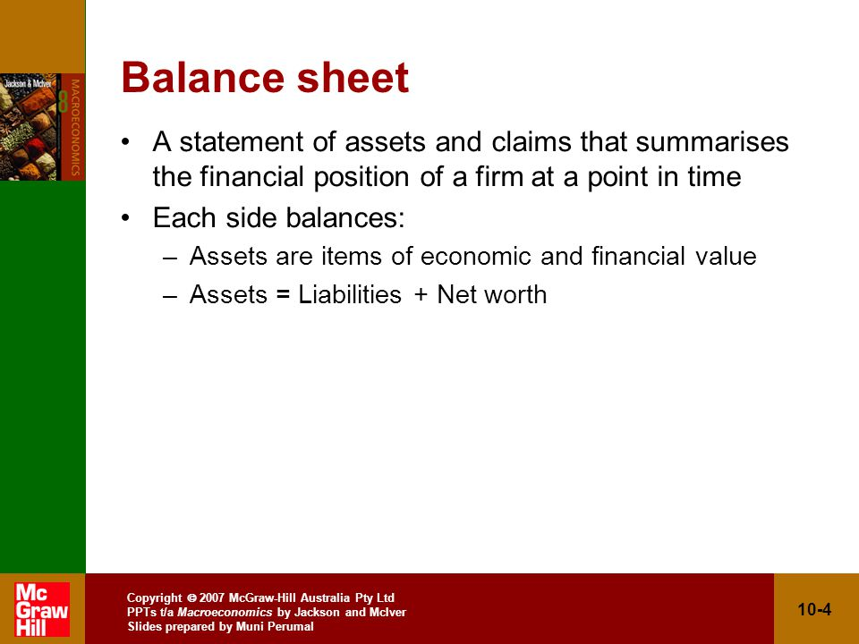 Copyright 2007 McGraw-Hill Australia Pty Ltd PPTs t/a Macroeconomics by Jackson and McIver Slides prepared by Muni Perumal 10-15 The banking system Multiple banks: multiple-deposit expansion Money is created by a multiple of the banking systems excess reserves