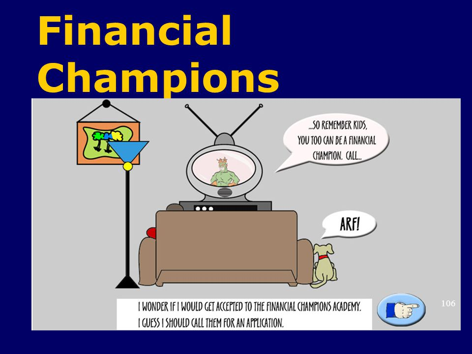 Financial Champions 106