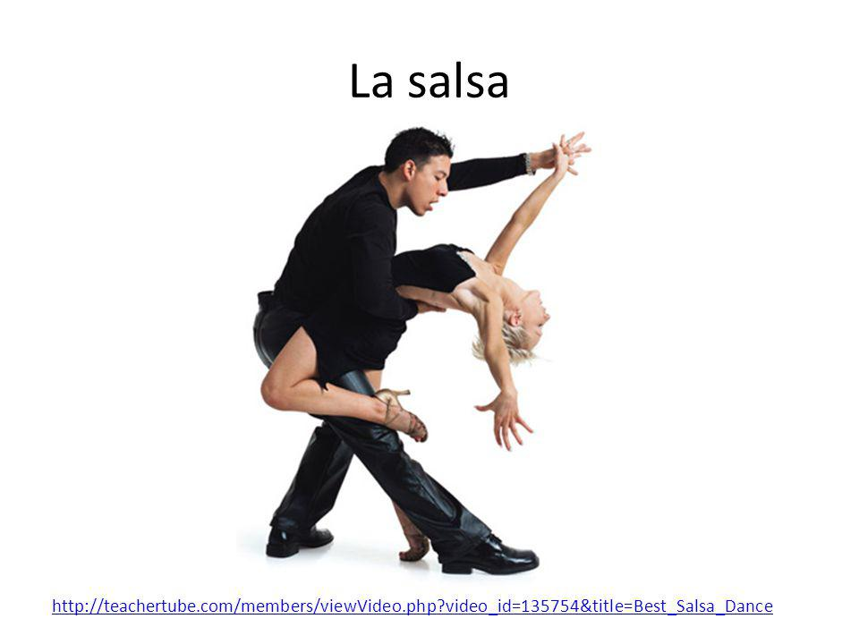 La salsa http://teachertube.com/members/viewVideo.php?video_id=135754&title=Best_Salsa_Dance