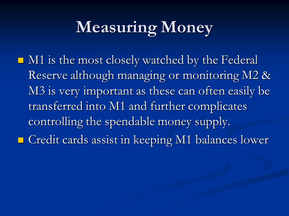 Stabilizing Money Governments ability to keep value stable provides backing.