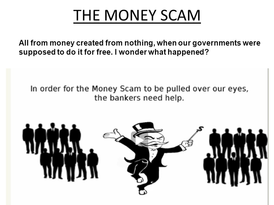 All from money created from nothing, when our governments were supposed to do it for free.