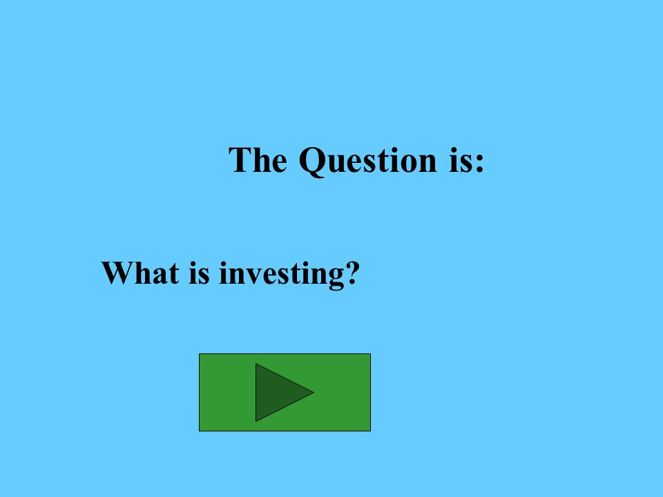 The Answer is: Money set aside for future income, benefit, or profit to meet long-term goals