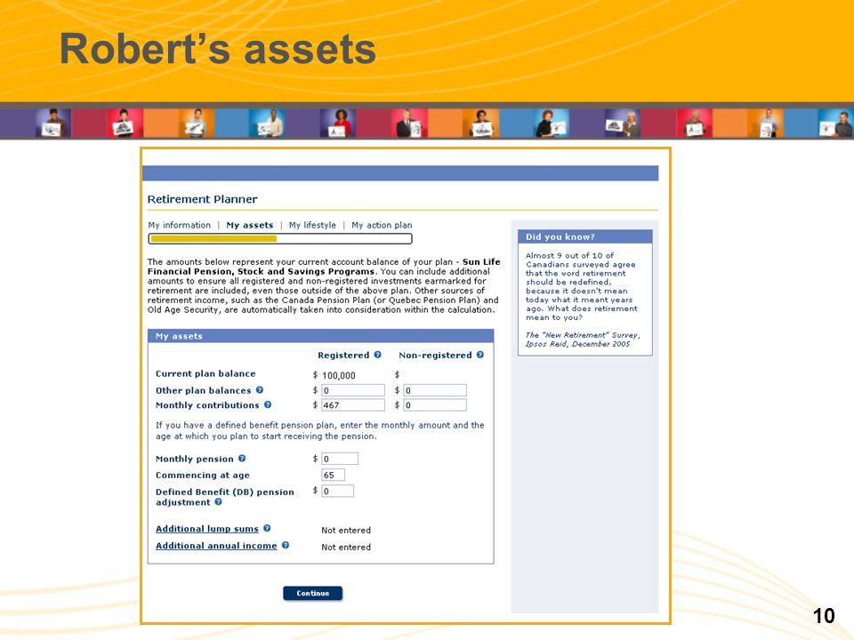Roberts assets 10