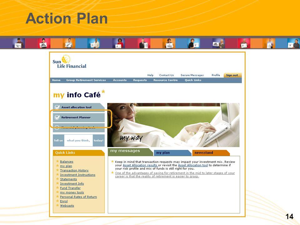 Action Plan 14