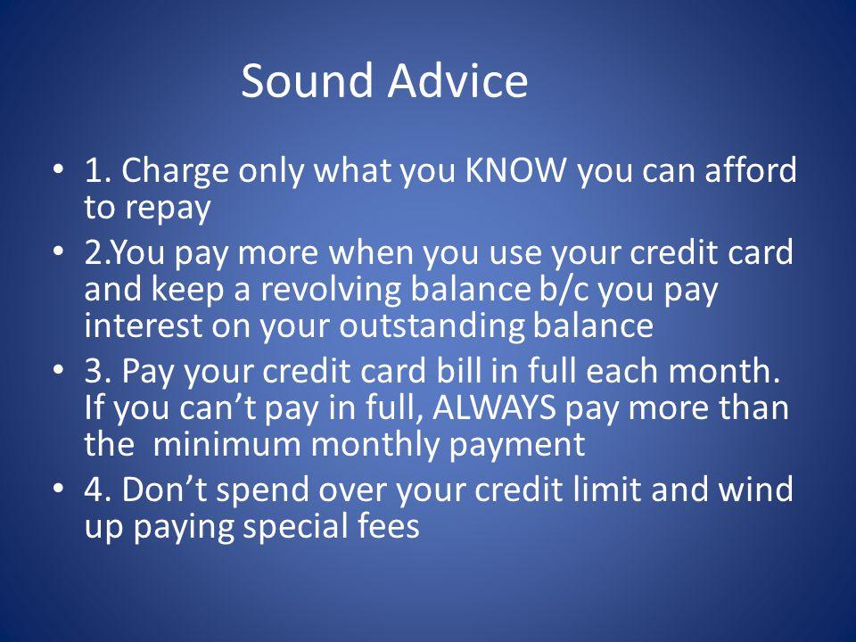Sound Advice 1.