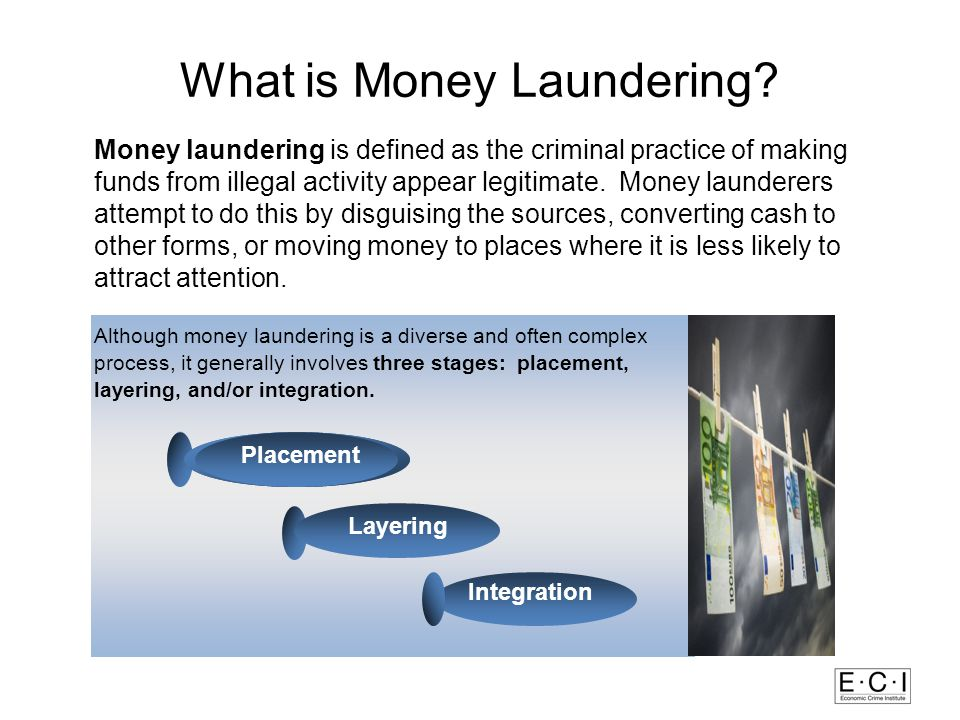 Financial institutions must identify the source, volume, and movement of currency and other monetary instruments deposited into financial institutions or transmitted into or out of the U.S.