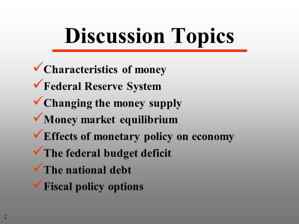 Page 257 Use expansionary monetary policy Push aggregate demand from AD 1 to AD 3 real GDP from Y 1 to Y 3 only general price level to P 3 Use expansionary monetary policy Push aggregate demand from AD 1 to AD 3 real GDP from Y 1 to Y 3 only general price level to P 3 33