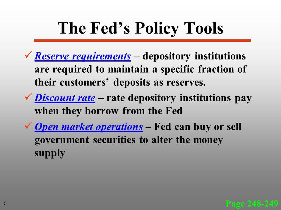 Microeconomic Interest Rate Implications 37