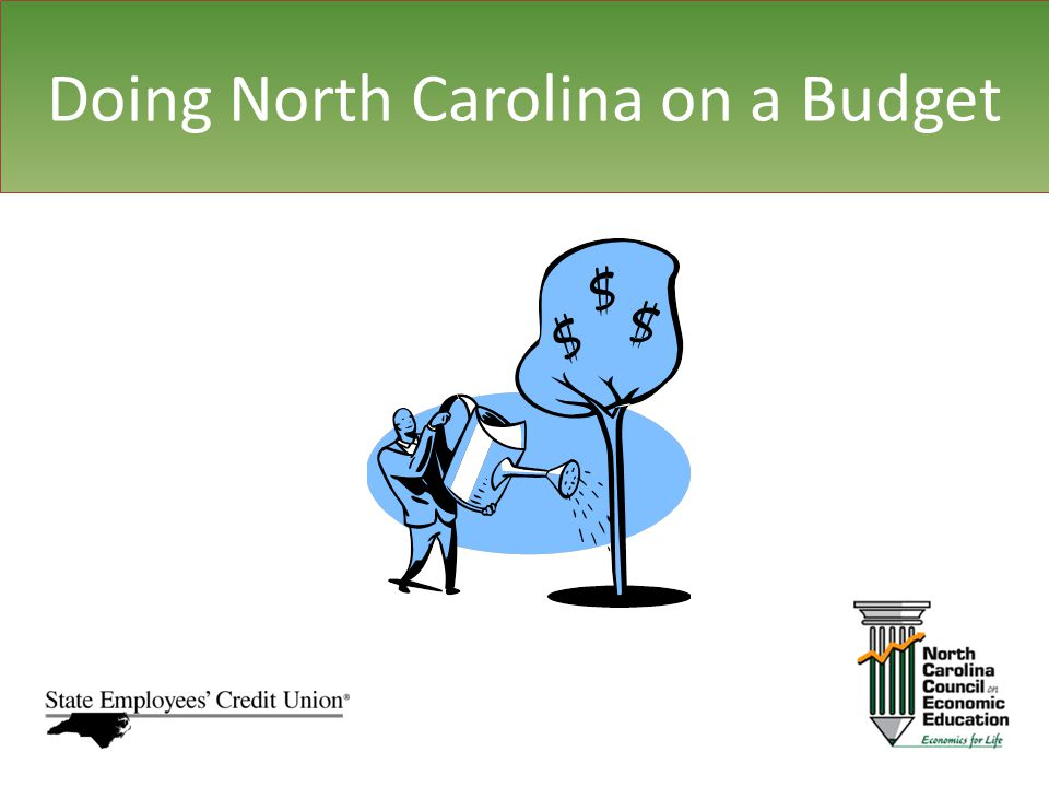 Doing North Carolina on a Budget