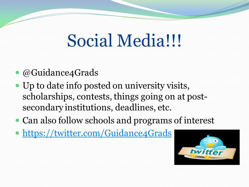 Social Media!!.