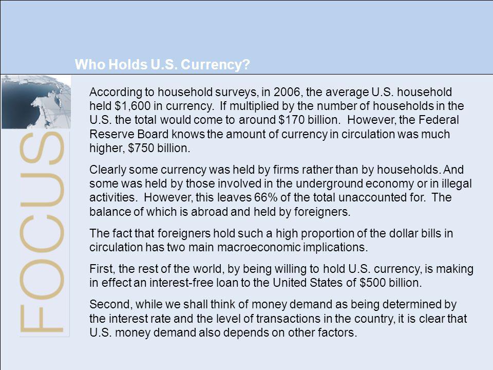 Chapter 4: Financial Markets Copyright © 2009 Pearson Education, Inc. Publishing as Prentice Hall Macroeconomics, 5/e Olivier Blanchard 6 of 32 Who Ho