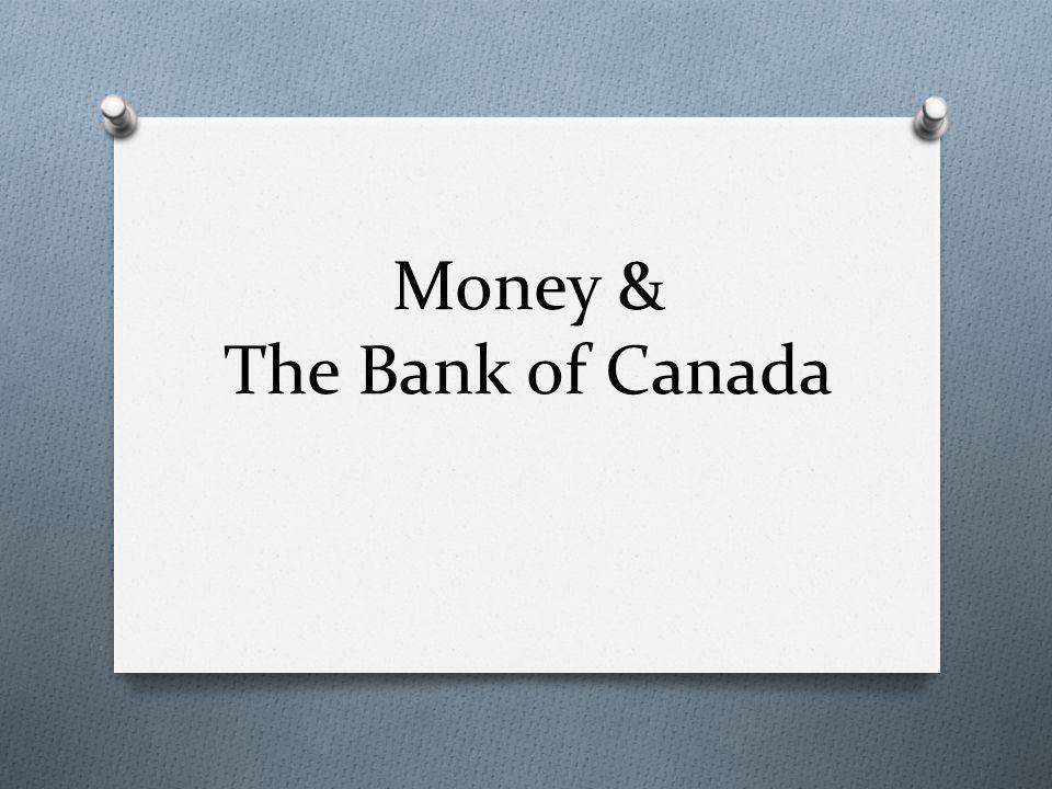 Three criteria of Money O A Medium of Exchange O A Store of Value O A Unit of Account