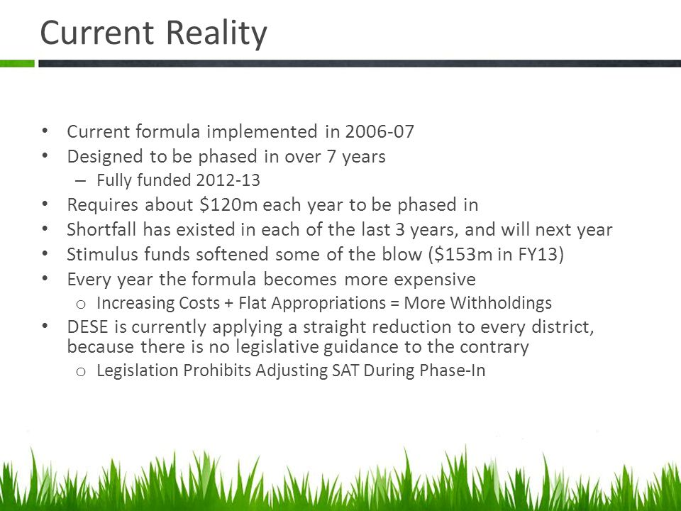 FY13 PRELIM BUDGET-Fund Balance Description of Fund Balance Change$ Amount FY2012 Change in Fund Balance-$300,786 + Change in Revenues FY13 vs.