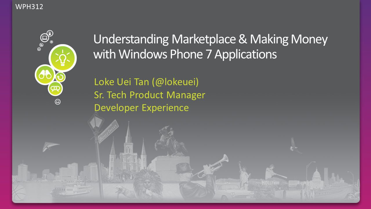 Loke Uei Tan (@lokeuei) Sr. Tech Product Manager Developer Experience