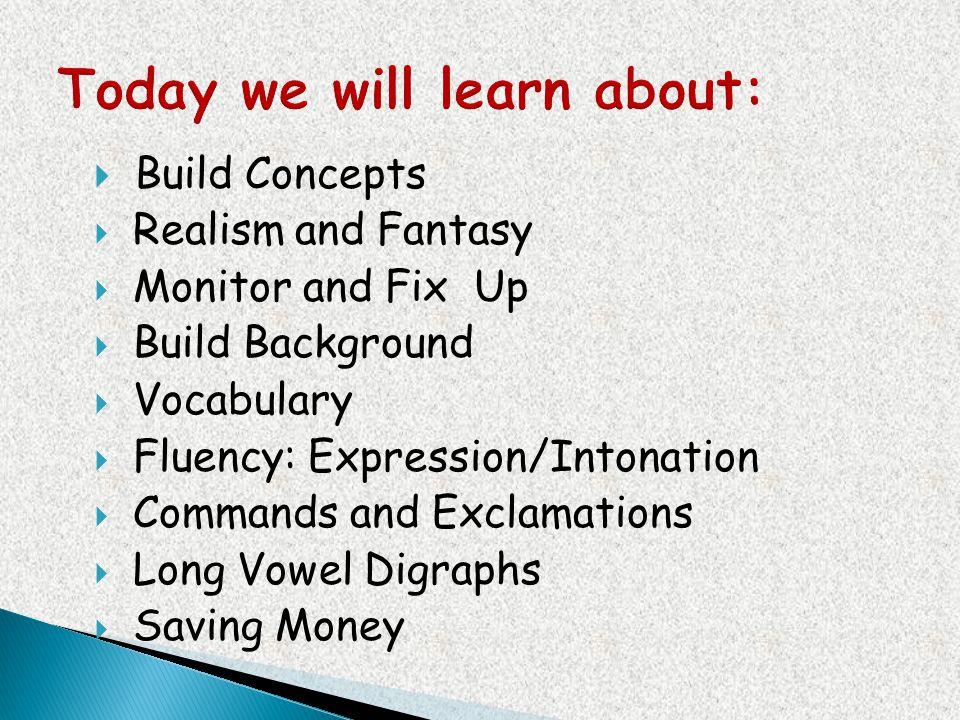 Fluency: Model
